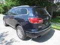 Buick Enclave Leather Dark Sapphire Blue Metallic photo #12