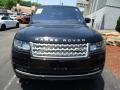 Land Rover Range Rover HSE Santorini Black Metallic photo #8