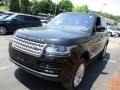 Land Rover Range Rover HSE Santorini Black Metallic photo #12