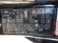 Kia Sportage EX V6 4WD Black Cherry photo #23