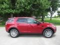 Land Rover Discovery Sport SE Firenze Red Metallic photo #6