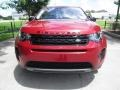 Land Rover Discovery Sport SE Firenze Red Metallic photo #9