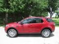 Land Rover Discovery Sport SE Firenze Red Metallic photo #11