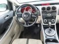 Mazda CX-7 Grand Touring Crystal White Pearl Mica photo #11