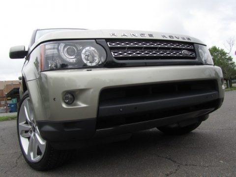Ipanema Sand Metallic 2013 Land Rover Range Rover Sport HSE