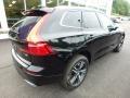Volvo XC60 T6 AWD R Design Onyx Black Metallic photo #2