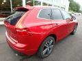 Volvo XC60 T6 AWD Momentum Fusion Red Metallic photo #2