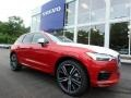 Volvo XC60 T6 AWD R Design Passion Red photo #1