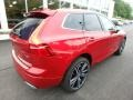 Volvo XC60 T6 AWD R Design Passion Red photo #2