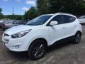 Hyundai Tucson SE AWD Winter White photo #7
