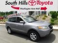 Hyundai Santa Fe GLS 4WD Steel Gray photo #1