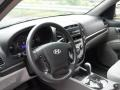 Hyundai Santa Fe GLS 4WD Steel Gray photo #12