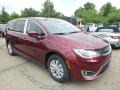 Chrysler Pacifica Touring Plus Velvet Red Pearl photo #6