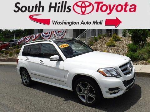 Polar White 2013 Mercedes-Benz GLK 250 BlueTEC 4Matic