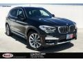 BMW X3 sDrive30i Black Sapphire Metallic photo #1