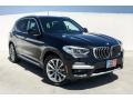 BMW X3 sDrive30i Black Sapphire Metallic photo #12