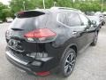 Nissan Rogue SL AWD Magnetic Black photo #4