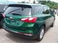 Chevrolet Equinox LT AWD Ivy Metallic photo #2
