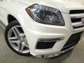 Mercedes-Benz GL 550 4Matic Diamond White Metallic photo #8