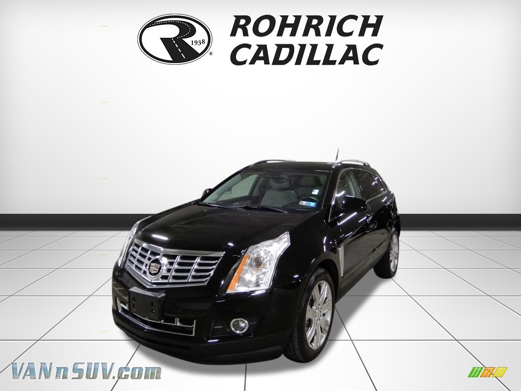 2016 SRX Performance - Black Raven / Light Titanium/Ebony photo #1