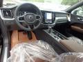 Volvo XC60 T6 AWD Momentum Onyx Black Metallic photo #9