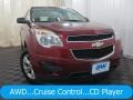 Chevrolet Equinox LS AWD Cardinal Red Metallic photo #1