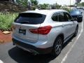 BMW X1 xDrive28i Glacier Silver Metallic photo #3