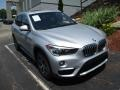 BMW X1 xDrive28i Glacier Silver Metallic photo #9