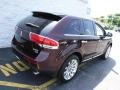 Lincoln MKX AWD Bordeaux Reserve Red Metallic photo #9