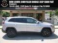 Jeep Cherokee Latitude 4x4 Billet Silver Metallic photo #1