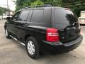 Toyota Highlander V6 Black photo #4