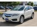 Acura RDX  White Diamond Pearl photo #3