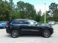 Jeep Grand Cherokee Limited Diamond Black Crystal Pearl photo #6