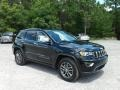Jeep Grand Cherokee Limited Diamond Black Crystal Pearl photo #7
