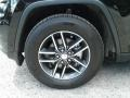 Jeep Grand Cherokee Limited Diamond Black Crystal Pearl photo #20