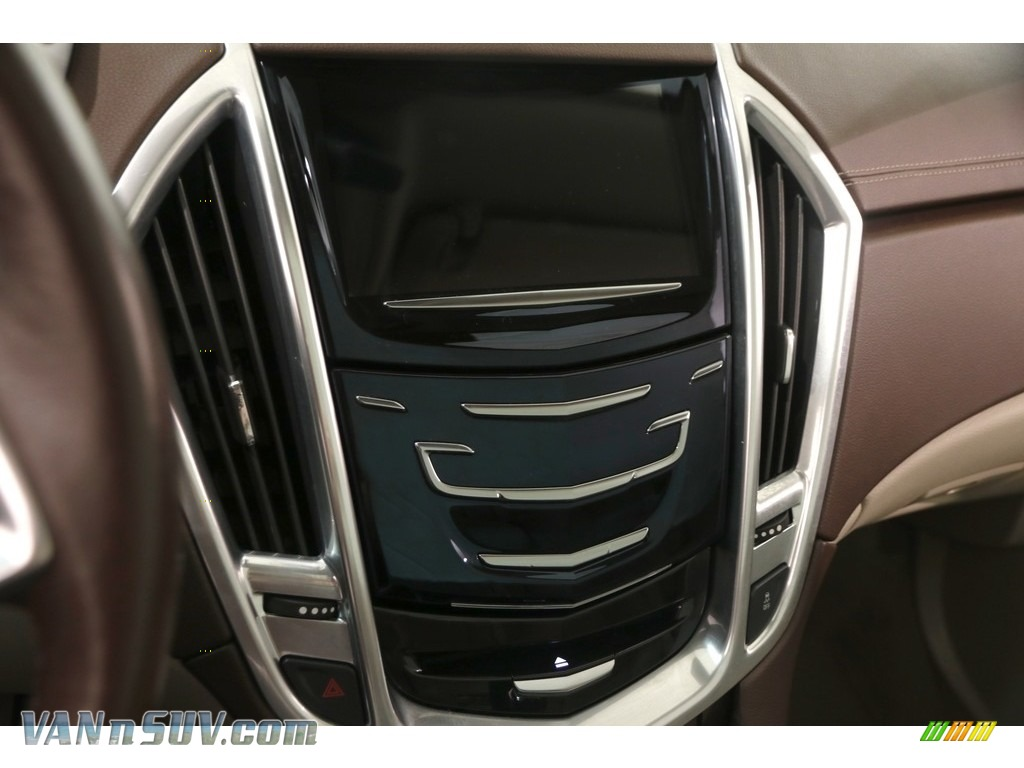 2014 SRX Luxury - Crystal Red Tintcoat / Shale/Brownstone photo #13