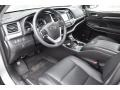 Toyota Highlander Limited AWD Celestial Silver Metallic photo #5