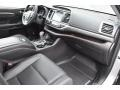 Toyota Highlander Limited AWD Celestial Silver Metallic photo #11