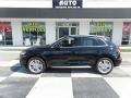 Audi Q5 2.0 TFSI Premium Plus quattro Brilliant Black photo #1