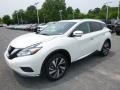 Nissan Murano Platinum AWD Pearl White photo #8