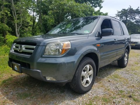 Steel Blue Metallic 2006 Honda Pilot EX 4WD