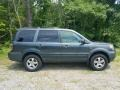 Honda Pilot EX 4WD Steel Blue Metallic photo #6