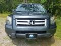Honda Pilot EX 4WD Steel Blue Metallic photo #8
