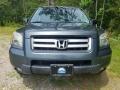 Honda Pilot EX 4WD Steel Blue Metallic photo #8