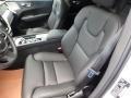 Volvo XC60 T8 eAWD Plug-in Hybrid Crystal White Metallic photo #7