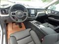 Volvo XC60 T8 eAWD Plug-in Hybrid Crystal White Metallic photo #9