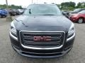 GMC Acadia SLT AWD Dark Sapphire Blue Metallic photo #2
