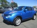 Nissan Juke SV Electric Blue photo #3