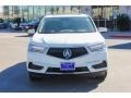 Acura MDX Technology SH-AWD White Diamond Pearl photo #2