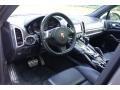 Porsche Cayenne Turbo Meteor Grey Metallic photo #10